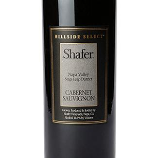 Shafer Vineyards: Cabernet Sauvignon, Hillside Select