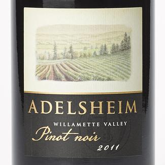 Adelsheim Vineyard: Pinot Noir, Willamette Valley