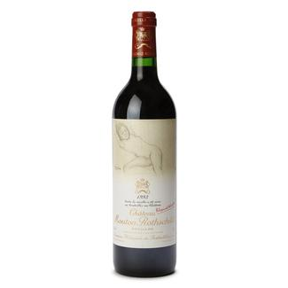 Mouton Rothschild, Pauillac (Balthus label)