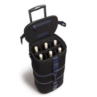 Sotheby`s Wine 12 Bottle Wine Carrier