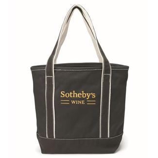 Sotheby`s Wine Large Tote Bag